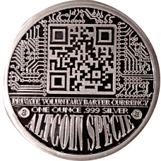 2. STRIKE TWO - ALTCOIN SPECIE - Individually Numbered PROOF (101-300)